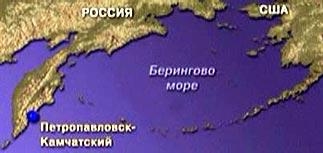 На Камчатке рвутся боеприпасы