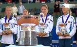 Российские теннисистки выиграли Кубок Федерации