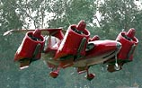 В продажу поступил первый летающий автомобиль Skycar (ФОТО)