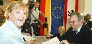 Ангела Меркель: мы готовы сформировать правительство