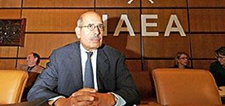 Нобелевскую премию мира дали аль-Барадеи в пику США