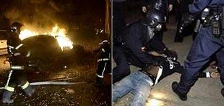 Франция начала депортацию погромщиков