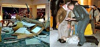 """Ответственность за взрывы отелей взяла """"Аль-Каида"""""""
