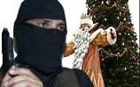 Террористы готовы провести завтра в Москве вооруженную акцию