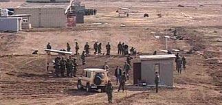 Грузинские военные пытались захватить российские объекты под Батуми