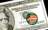 """20 долларов с """"фруктовым"""" дефектом проданы за $25 тыс."""