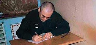 Ходорковского посадили в штрафной изолятор