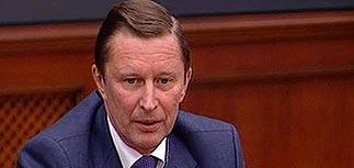 Путину передано требование об отставке Сергея Иванова