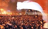 В Минске до 20 000 человек митингуют против итогов выборов