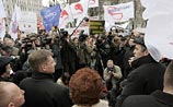 Армейский призыв начался с акций протеста в 30 регионах