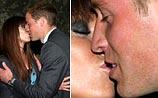"""Свадьбе принца Уильяма угрожает """"французский поцелуй"""" Наташи"""