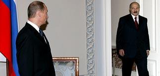 Путин готовит Лукашенко к добровольному присоединению