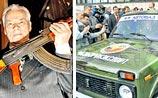 ВАЗ готовит военный внедорожник - Lada Kalashnikov