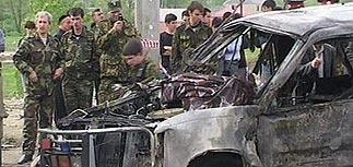 Убийство замглавы МВД Ингушетии - часть нового плана Басаева