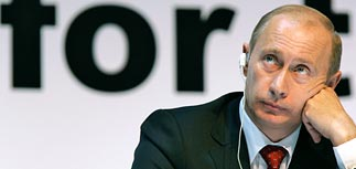 Путину указали на место российских СМИ