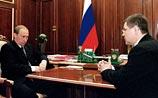Путин решил отдать Чайке пост Генпрокурора России