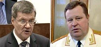 Интрига оказалась рокировкой: Путин поменял местами Устинова и Чайку