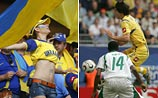 Украина отыгралась на саудовцах за поражение от Испании