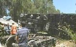 В Израиле поезд столкнулся с грузовиком: пострадали более 150(ФОТО)