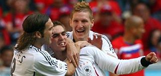 В Германии стартовал чемпионат мира по футболу