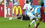 ЧМ-2006. Полуфинал. Португалия - Франция 0:1. Идет 1-й тайм