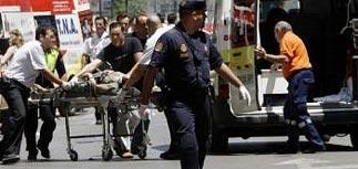 """Катастрофа в испанской """"подземке"""": до 36 погибших"""