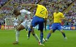 ЧМ-2006: Бразилия - Франция 0:0. Первый тайм