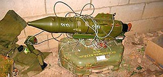 """""""Хизбаллах"""" воюет с Израилем и российским оружием"""