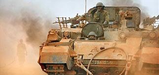 Израиль расширяет операцию в Южном Ливане
