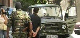 В Грузии задержаны 29 сторонников Гиоргадзе