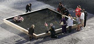 В США вспоминают жертв терактов 11 сентября 2001 года