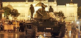 Военный переворот в Таиланде