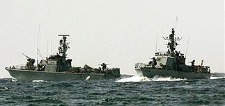 Израиль оставляет морскую блокаду Ливана