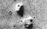 """Новые изображения """"человеческого лица"""" на Марсе (ФОТО)"""