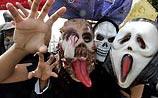 В чем отмечают Halloween в Голливуде (ФОТО)