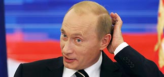 СМИ о сеансе терапии Путина и его оговорках по Фрейду