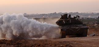 Перемирие в Газе - Израиль вывел войска