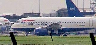На двух лайнерах British Airways обнаружены радиоактивные следы