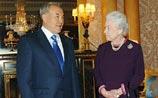 Визит Назарбаева в Великобританию проходит под звездой Бората