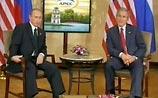 """Буш объявил Путину, что США сняли санкции с """"Сухого"""""""