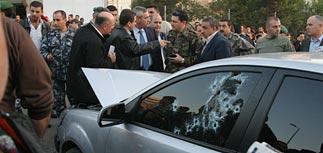 В Ливане убит лидер христиан- маронитов