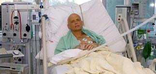 Отравленный Литвиненко при смерти