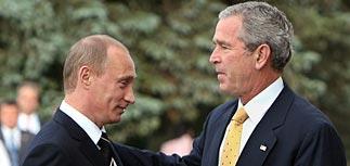 Буш дает добро на вступление России в ВТО
