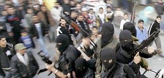 Кризис в ПНА - в Газе захвачены два министерства