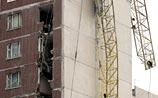 """В Петербурге башенный кран """"разрубил"""" дом: 3 погибли, 3 ранены ВИДЕО"""