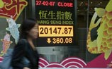 Падение на ведущих биржах. Китай потерял $108 млрд