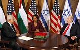 Переговоры между Израилем, ПА и США внезапно прерваны