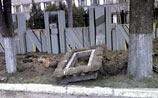 В Химках власти разрушили мемориал героям Великой Отечественной