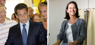 Франция выбирает президента - данные exit-polls