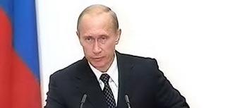 Путин запретил чиновникам ехать на форум в Лондон
